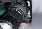 Canon 450d ...Lens Arızalı Makine Sağlam