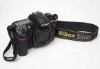 Nikon D200 gövde