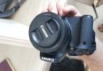 Canon 600D Çiziksiz 18-55 lens is ll