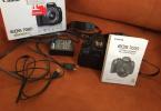 Canon Eos 700d shutter 7k