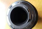 Canon EF 100 mm f 2.8 Macro Lens