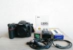 Nikon D300s DSLR Fotoğraf Makinesi (20k.)