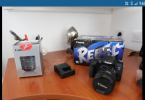 Canon 760d ve Canon 10 18mm
