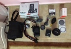 Canon 60 d +18/135 usm + 50mm f/1.8 set