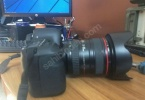 Canon Eos 6D . Acil satılık dort dörtlük makina