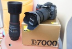 Nikon D7000 + sigma 70-300 macro lens