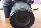 Nikon 7100 - 5 aylik cihaz