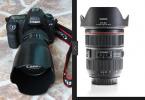 !!! ÇOK ACİLL 5 d mark ııı  makına Canon şatır 38 binde hiç videoo çekılmedi yeni aldım 1 önce aldım  sıfır EF 24-70mm f/2.8 sm is ıı USM Lens 2 seriSİ  JAPON lens yeni seri yeni nesil yeni aldım  kople satılıktır   nikona geçicem o yüzden satıyorum alışamadım  - TAKAS NİKON D810 NİKON 610 OLABİL