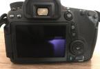Canon 70d , 10 bin shutter , 18-135 lens , kozmetik olarak 10 üzerinden 9,5