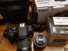 Canon EOS 750D 24.2 MP - ve Canon EF-S 18-55 mm