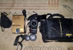 Nikon D3100 ☆35mm F 1.8 G Lens ☆ Profesyonel Makine