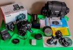Canon EOS 600D 18.0MP Digital SLR - EF-S 18-55m lens dahıl