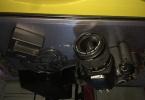 Canon 600D shutterı düşük temiz