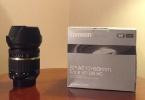Tamron 17-50mm SP AF F/2.8 XD Di II VC (Nikon) + Hoya Pro 1 Digital Filter DMC LPF 72mm. Sıfır