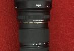 70 200 2.8 Sigma Nikon uyumlu