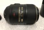 Nikon 105mm f/2.8G VR IF-ED NANO Makro Lens