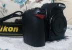 Temiz Nikon D90 body