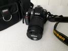 Nikon D90 + 18-105 lens