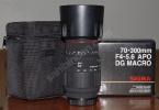 Sigma 70-300 apo dg macro