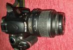 Öğretmenden ilk el Nikon D3200 K 12 Binde temiz yedek bataryası kabloları hobi amaçlı kullanılmıştır.