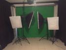 4-5 defa kullanılmış stüdyo flaşı