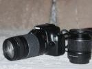 CANON 1100D // 75-300 // 18-55 // 17k Shutter Sarj aleti ile Sifir ayarinda