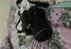 Nikon d3200 vr 2 kit 18-55 lens 16 gb hafıza kartı +çantası