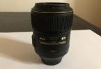 Nikon 105mm 2.8G VR makro sabit lens