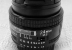 24 mm f/2.8 Nikon