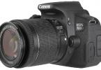 Canon 700D + KİT LENS + SIFIR 75-300 USM LENS // 5600 shutter