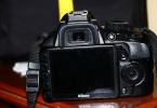 Pazarlık payı vardır Nikon d3100
