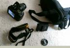 Nikon d3200 sıfırdan farksız