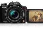 Panasonic Lumix DMC-FZ100 14.1 MP Digital Camera(Takas olabilir.)