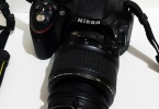 NIKON 5200 DSLR Fotoğraf Makinesi - 18-55mm lens - Garantili