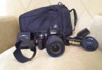 Nikon  D5100  + 18-105 VR Lens  SIFIRDAN FARKI YOK 7K SHUTTER