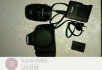 sıfır değerinde Canon 1200d 18-55 lens