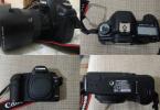 Canon Eos 5d markii + ekipmanlar (cihaz çok temizdir)