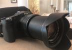 Temiz SONY RX10 24–200 mm F2,8  8,3 zoom ZEISS® lens