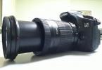 Canon 60D 18-135 Lens