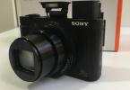 Sony DSC-HX90V Sıfır Ayarın da Kutulu
