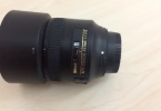 Nikon Objektif 85mm f:1,8
