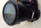 Nikon 5200 18 105 lens
