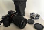 ÇOK UCUZ ve ÇOK TEMİZ SONY a7s + Süper Lens SONY SEL 24-70mm