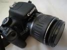 Canon 550D + Lens + Çanta + Full