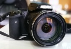 Nikon coolpix P900 17 ay garantisi var sıfır gibi