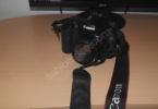 Canon EOS 50D + 50mm 1.8 Lens + Tertemiz + Çantası + Şarj Cihazı