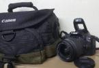 Canon Eos 100D Kusursuz Temizlikte