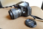 NİKON D5200 18-55MM VR2 P SHOOTERİ 8KDA