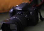 Canon 750D 50mm f/1.8 ıs stm+ 18-55 ıs stm +çanta
