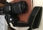 Nikon d3100 çift lens 8bin shutter da